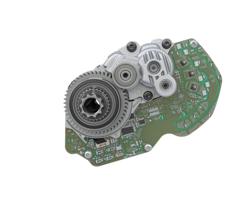 Bosch Performance Line CX 2020