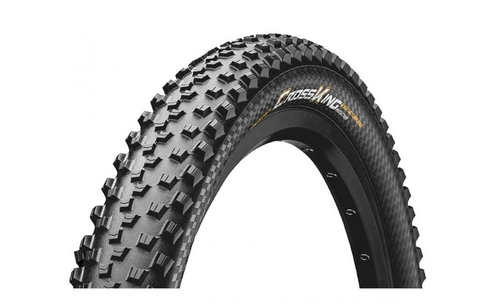 CONTINENTAL Cross King II 26 Performance kevlar - 26x2.3