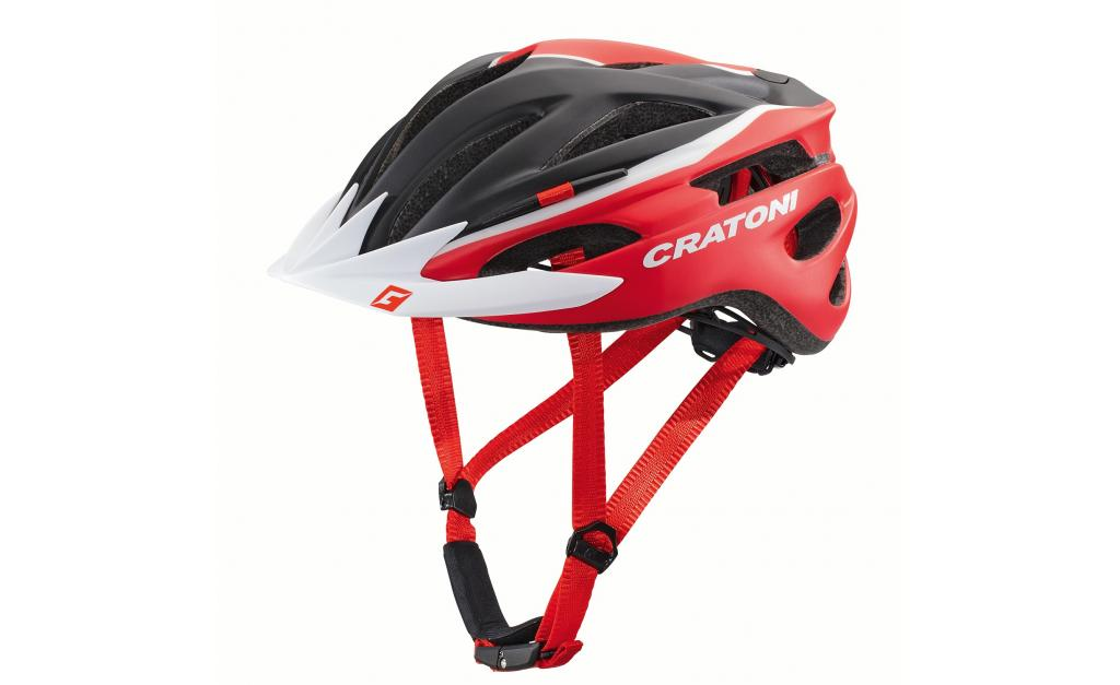 CRATONI Pacer black-red matt