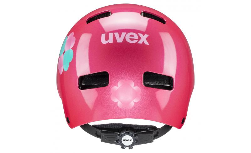 UVEX KID 3 Dirtbike Pink flower 3