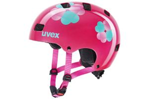 UVEX KID 3 Dirtbike Pink flower