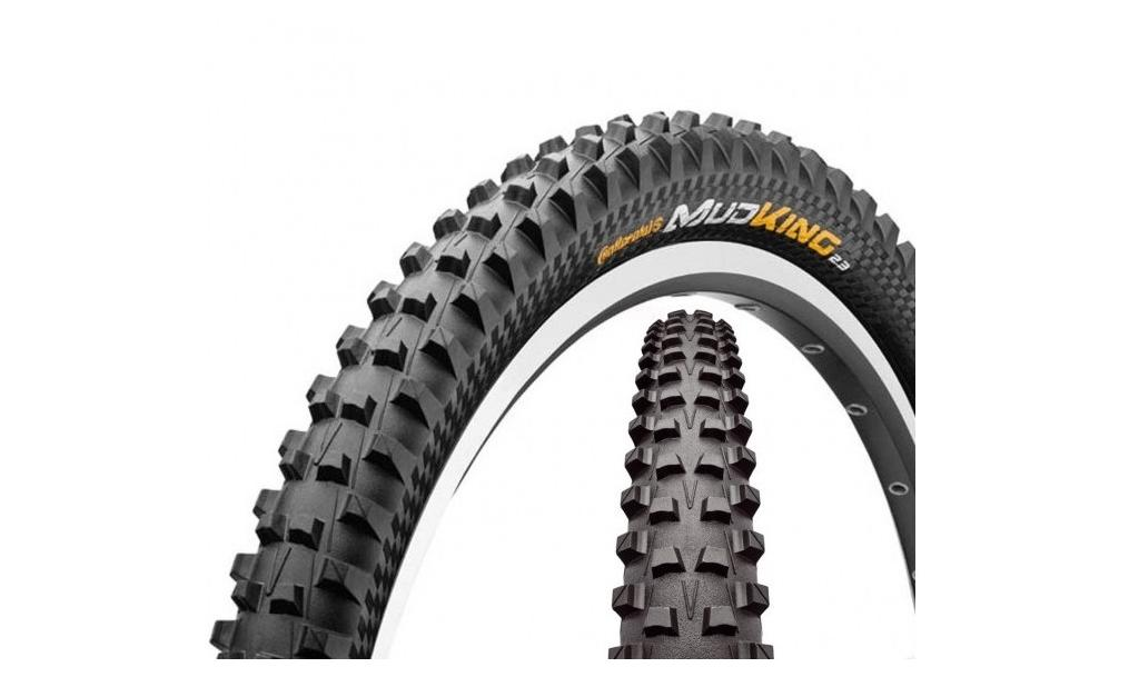 CONTINENTAL Mud King 29x2.3 Apex drát