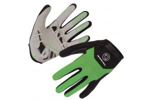 ENDURA Rukavice Singletrack Plus Green