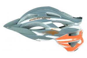 CRATONI C-Tracer anthracite-orange rubber