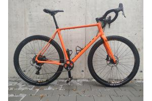 GHOST Road Rage Fire 6.9 LC - XL