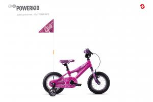 GHOST Powerkid 12 pink/violet/white