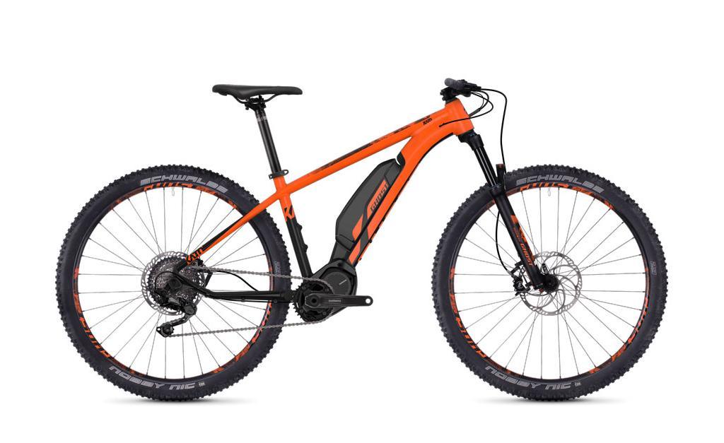GHOST Hybride Kato S3.9 orange/black
