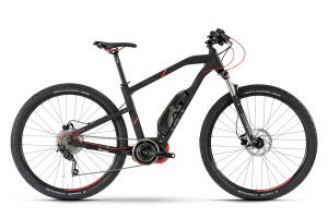 HUSQVARNA Light Cross 29 LC2 black matt/neon red