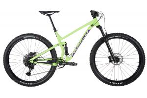 NORCO Fluid FS 2 27.5 Green/Purple
