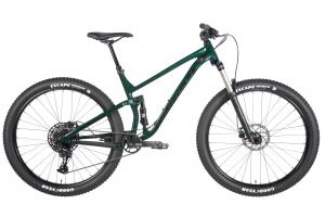 NORCO Fluid FS 3 27.5 Green/Black
