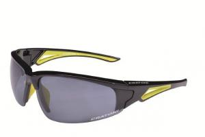 CRATONI Brýle CRUSH Black/neon yellow glossy