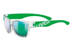 UVEX Brýle Sportstyle 508 clear/green (9716)