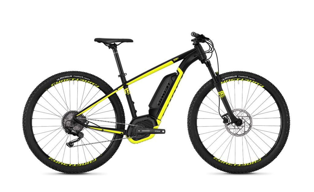 GHOST Hybride Teru B2.9 black/yellow