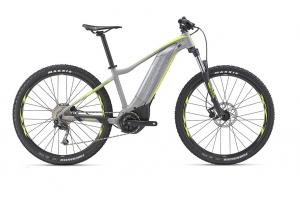 GIANT Fathom E+ 3 27.5 grey/neon yellow