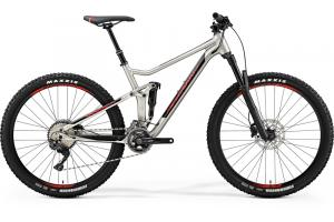 MERIDA One-Twenty 7.XT-Edition Silk Titan (Red)