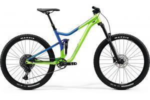 MERIDA One-Forty 400 Light Green/Glossy Blue