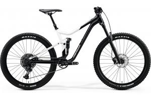 MERIDA One-Forty 600 Metallic Black/White