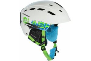 CRATONI Slash TS White-Petrol-Matt - S/M (50-54cm)