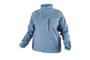 ENDURA Dámská bunda Gridlock Waterproof Sky Blue - XL