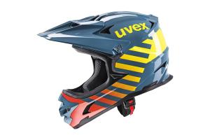 UVEX HLMT 10 Blue/Fire