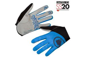 ENDURA Rukavice Hummvee Lite Icon LTD Azure Blue