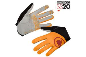 ENDURA Rukavice Hummvee Lite Icon LTD Tangerine