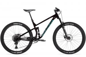 Norco Fluid FS 3 Red/Jade 27