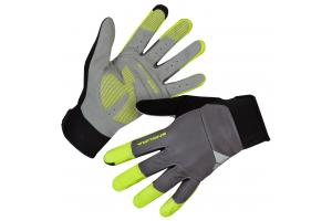 ENDURA Rukavice Windchill Yellow