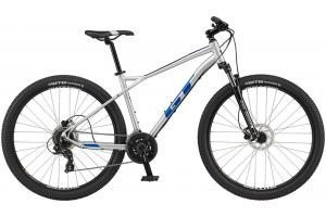 GT Aggressor 27.5 Expert Microshift Silver