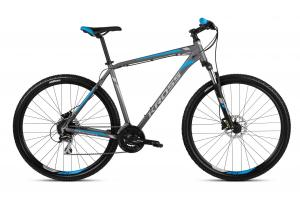 KROSS Hexagon 5.0 29 graphite/silver/blue matte