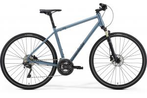 MERIDA Crossway XT-Edition Matt Steel Blue (Dark Blue)