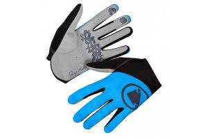 ENDURA Rukavice Hummvee Lite Icon LTD Blue Eletric